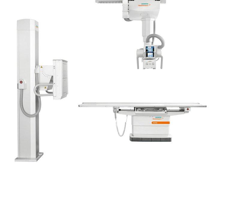 Siemens Healthineers – Ysio Max
