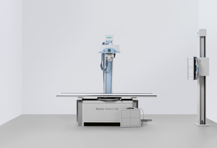 Siemens Healthineers – Multix Select DR