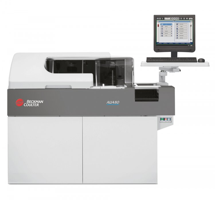 Beckman Coulter - AU480 Chemistry Analyzer