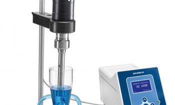 BANDELIN - SONOPULS - Ultrasonic homogenisers series HD 4000
