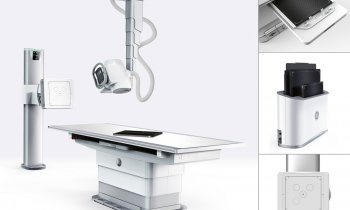 GE Healthcare – Discovery XR656 HD