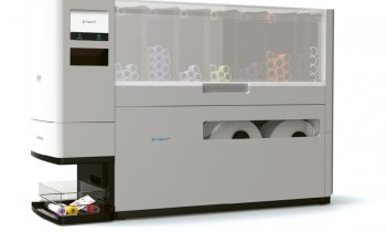 Samplision – HENmini – Automatic blood collection tube labeler