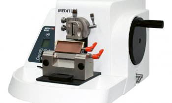 MEDITE – Rotary Microtome M530, semi-automatic