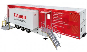 Canon Medical - Mobile Trailer