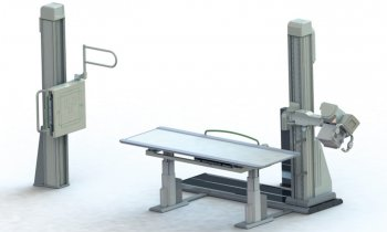 Roesys - X Fit - Basic X-ray system for all kind of detectors