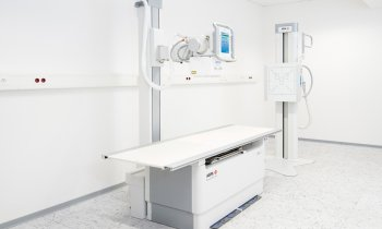 Agfa HealthCare – DR 400 (floormounted)