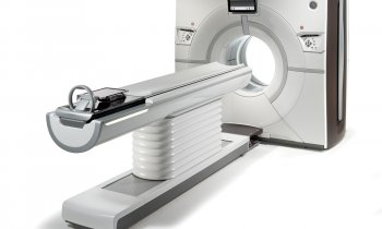 GE Healthcare – Revolution CT