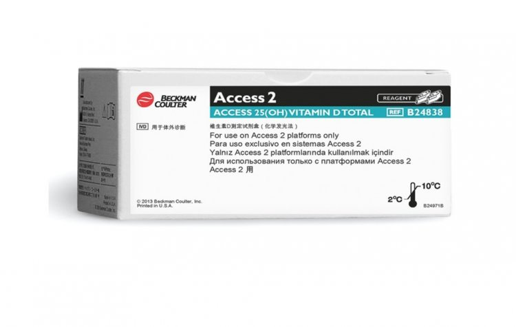 Beckman Coulter – Access 25(OH) Vitamin D Total