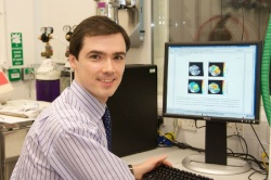 Photo: UK researchers are working on a new MRI technique