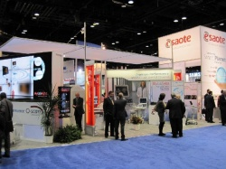 Photo: Esaote brings full ultrasound power to portable system