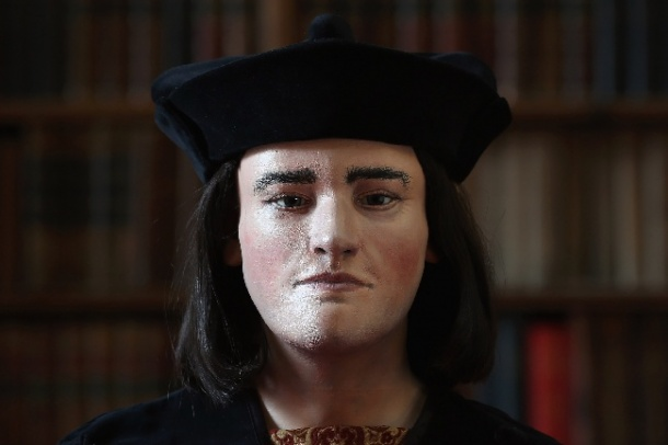 Photo: Richard III – modern imaging transforms a historical image