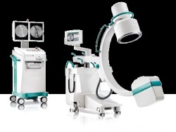 Photo: Complete vision for interventional radiology