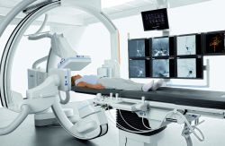 Photo: Biplanar radiography system provides new views