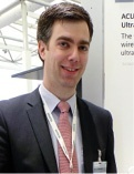Peter Hildebrandt, Director for Ultrasound in the General Imaging Segment EMEA...