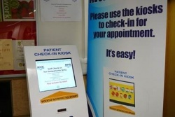 Photo: Interoperability now comes to self-service kiosks in England's NHS