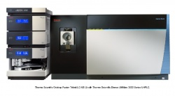 The Orbitrap Fusion mass spectrometer from Thermo Fisher