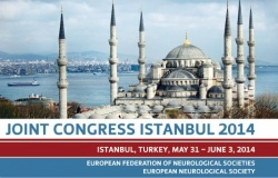 Joint Congress of European Neurology in  Istanbul, Turkey, from May 31 until...