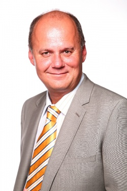 Hugo Thiel, Direktor Partner Management bei Caradigm
