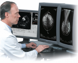 Researchers have found out that mammography screening of healthy women can help...