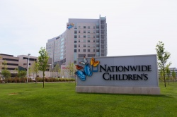 The Nationwide Children's hospital in Columbus, Ohio