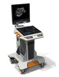 The Carestream Touch scanner features a novel touchscreen display for scanner...