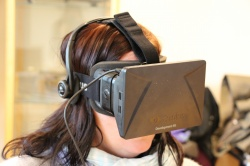 Oculus Rift offers users a powerful virtual world experience - one that...
