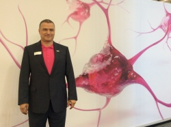 Michael Waldbrenner, Managing Director bei der Deutsche Telekom Clinical...