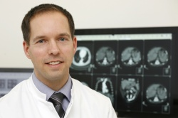 Dr Gerald Antoch, professor of radiology at the department of diagnostic and...