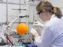 Researcher developes artificial blood vessels made from a special elastomer...