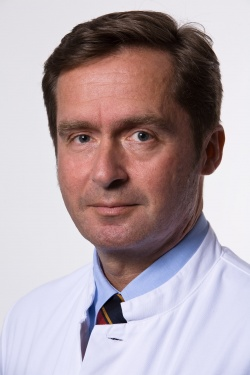 Dr Christian Kugler, Medical Director of the Department of Thoracic Surgery at...