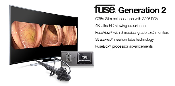 The Fuse® Full Spectrum Endoscopy System from EndoChoice provides GI...