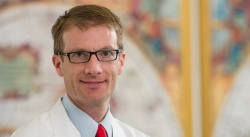 Dr. David Gerber, Associate Professor of Internal Medicine at UT Southwestern.