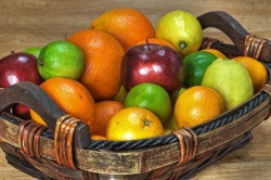 Researchers found that eating more fruits and vegetables as young adults was...