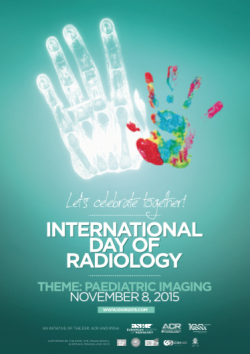 Photo: International Day of Radiology 2015 steht im Zeichen der Kinder