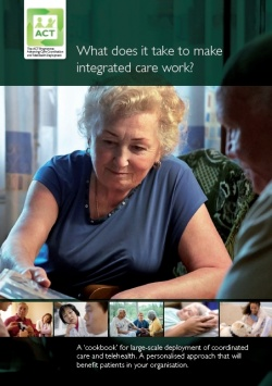 Photo: Cookbook for large scale coordinated care