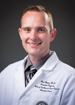 Brad Bryan, Ph.D., is studying how the common heart drug propranolol may stop...