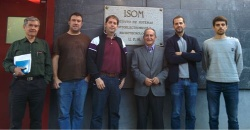 Researchers from ISOM-UPM involved in the ZOTERAC project.