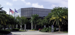 The SCC Soft Computer headquarters in Clearwater, Florida.