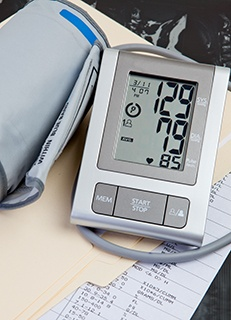 Recommended blood pressure targets for diabetes are being challenged.
