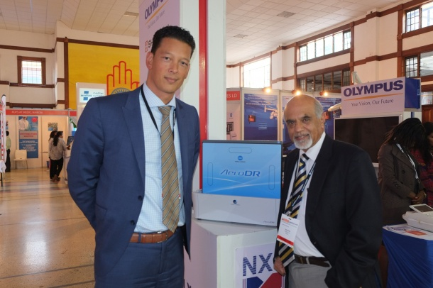 Photo: Konica Minolta appointed Vanguard to provide solutions in East Africa