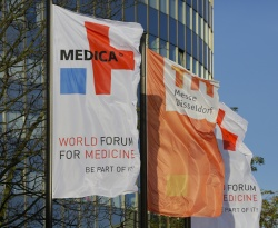 Photo: The international health industry comes to Düsseldorf