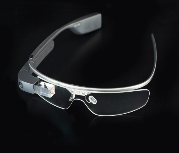 Google glass is a wearable computer.
