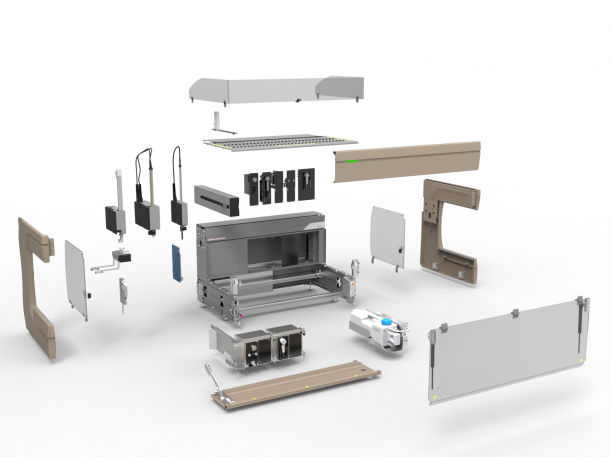 The Cavro Omni Flex simplifies prototyping, method development and regulatory...
