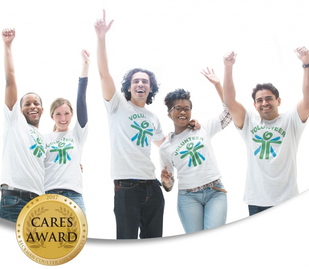 he annual award will be part of the company's global CARES Initiative...