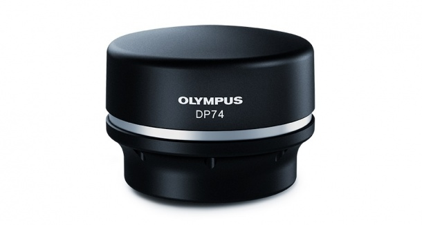Olympus' DP74 microscopy camera enhances return on investment by efficiently...