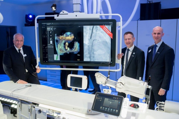 Ronald Tabaksblat, Business Leader Image Guided Therapy (IGT) Systems bei Royal...