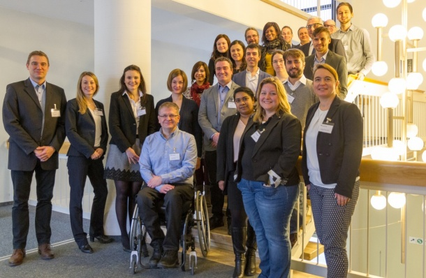 At the start of the project the N2B consortium met at Fraunhofer IGB in...