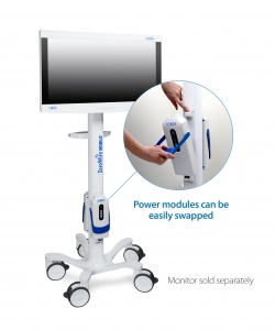 Like the ZeroWire Mobile battery-powered display stand NDS delivers many other...