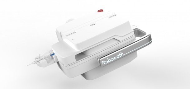 R-one, the first medical robotic platform from Robocath, is scheduled to hit...