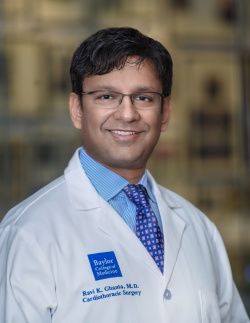 Ravi K. Ghanta, MD, formerly of the University of Virginia in Charlottesville,...